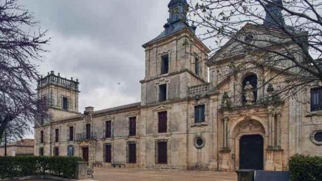 Palacio de Nueva Baztán
