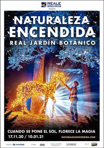 Naturaleza Encendida del Real Jardín Botánico - Un buen día en Madrid
