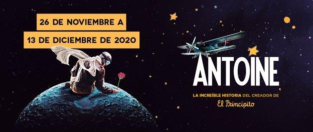 Antoine - La Increíble Historia del Creador de El Principito - Un buen día en Madrid