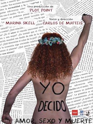 Yo decido: amor, sexo y muerte - Un buen día en Madrid