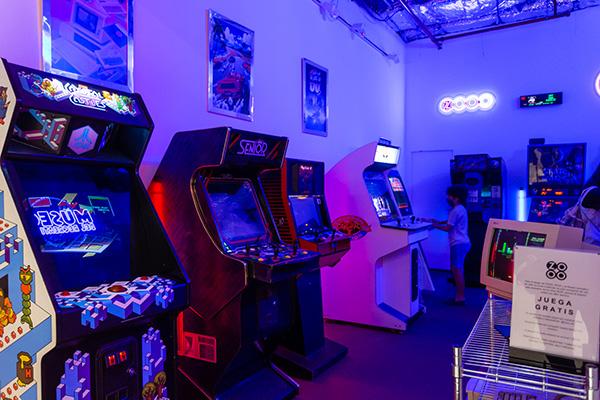 ABC Arcade Exposicion