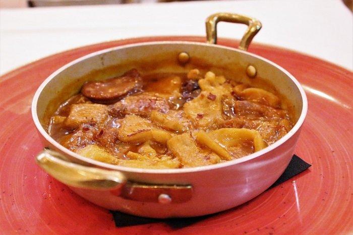 Callos Restaurante Candela