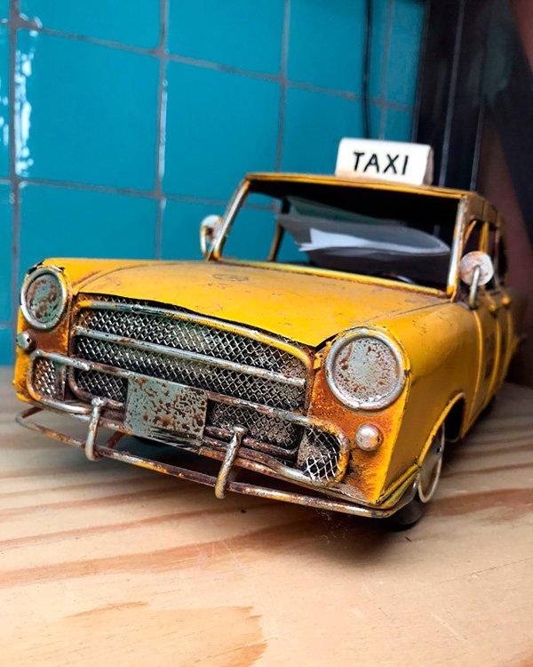 cena en Taxi a Manhattan