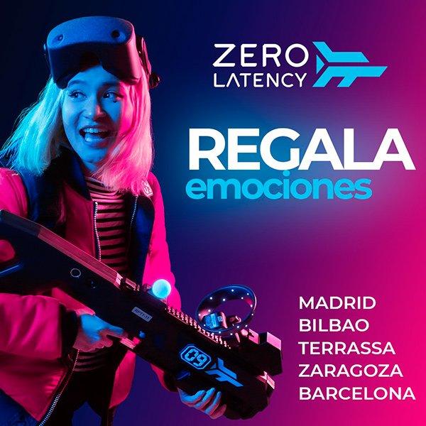 regala Zero Latency