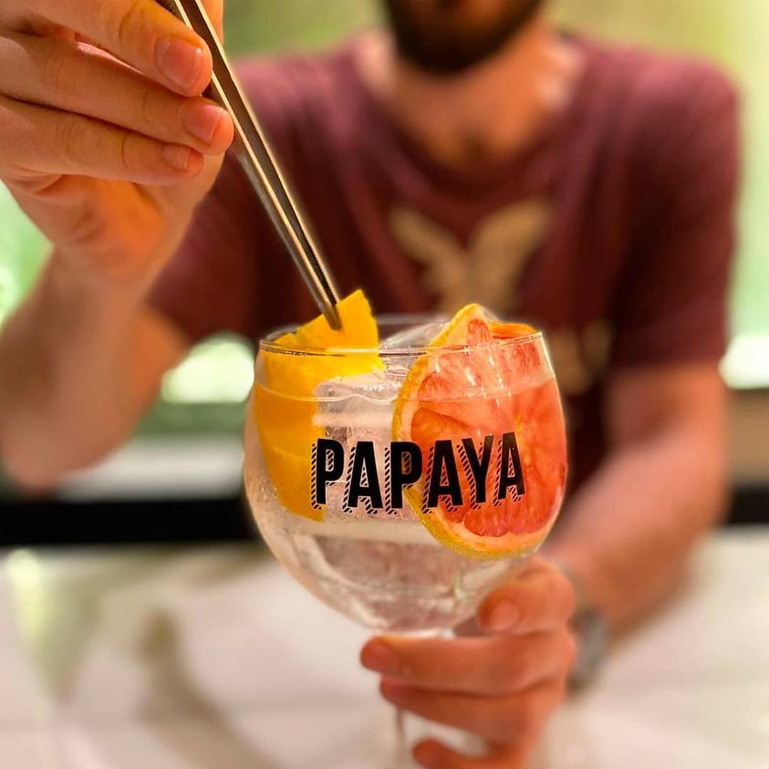 macerado en papaya madrid