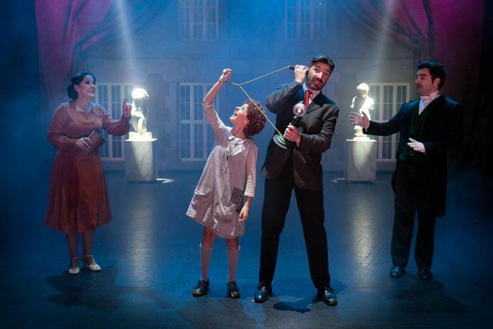 Annie, el musical - Un buen día en Madrid