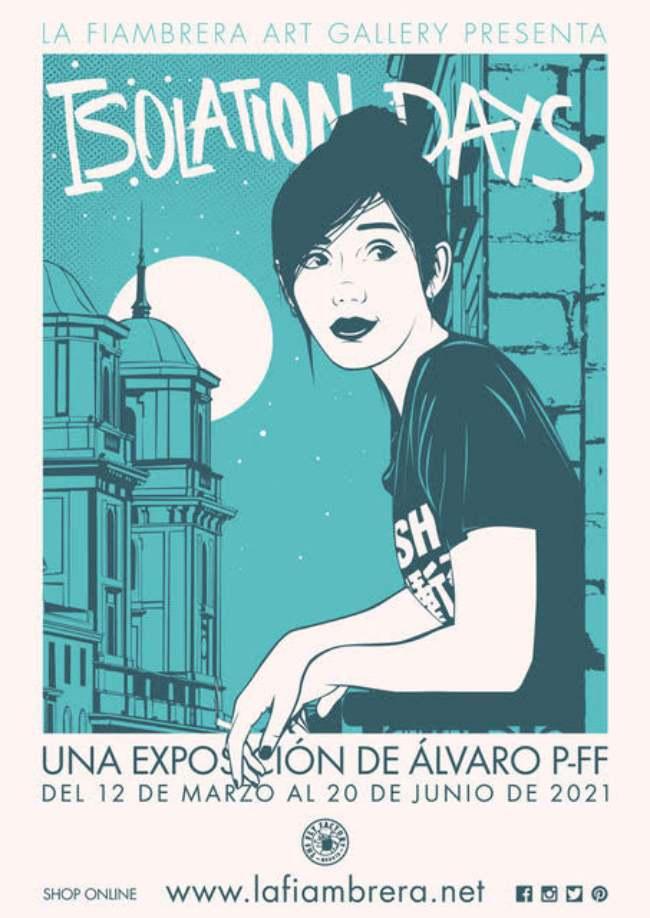 Exposición Isolation Days en La Fiambrera