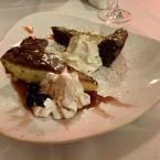 Torta de ricotta e pistacchio y torta caprese