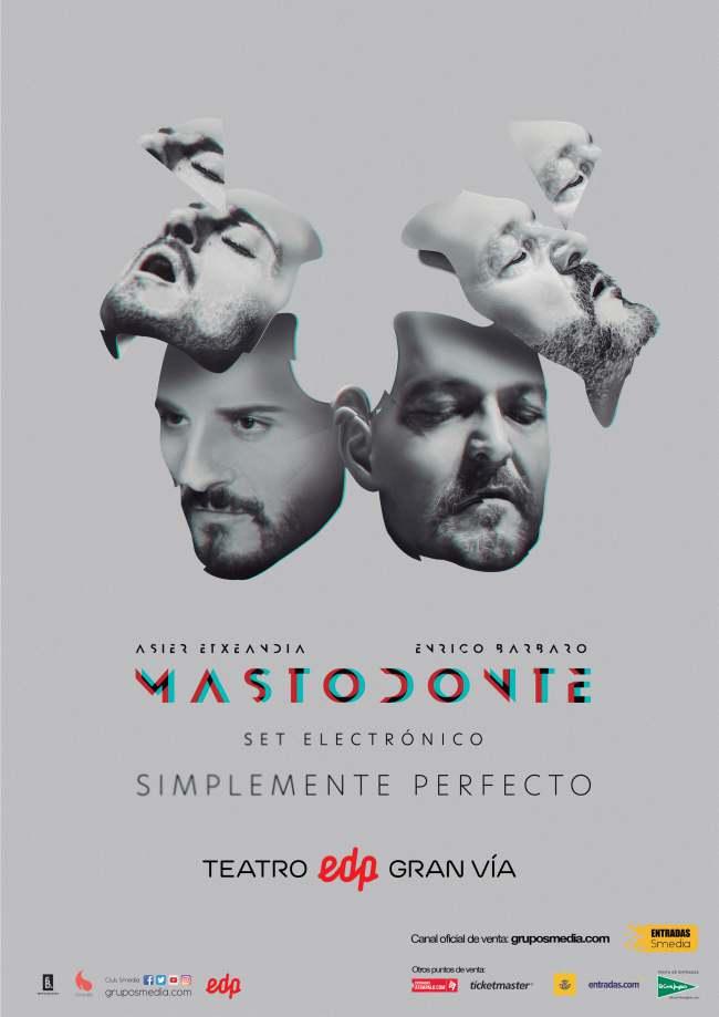 Mastodonte confirma concierto en Madrid