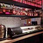 Interior de Zen Noodle Shop