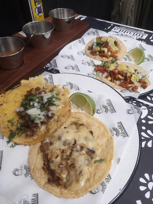 La Turulita tacos