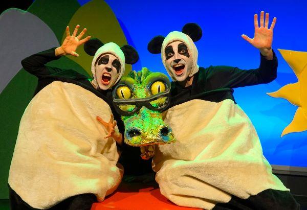 Travesura Panda - Un buen día en Madrid
