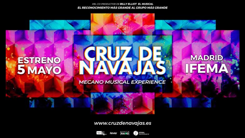Cruz de Navajas: Mecano Musical Experience - Un buen día en Madrid