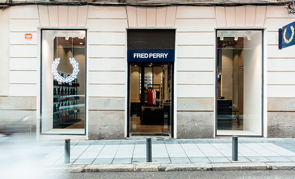 Fred Perry Chueca