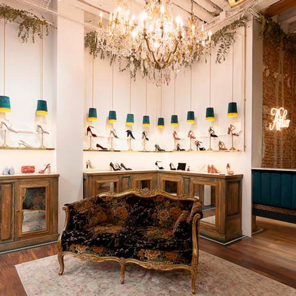 Just Ene tienda de calzado