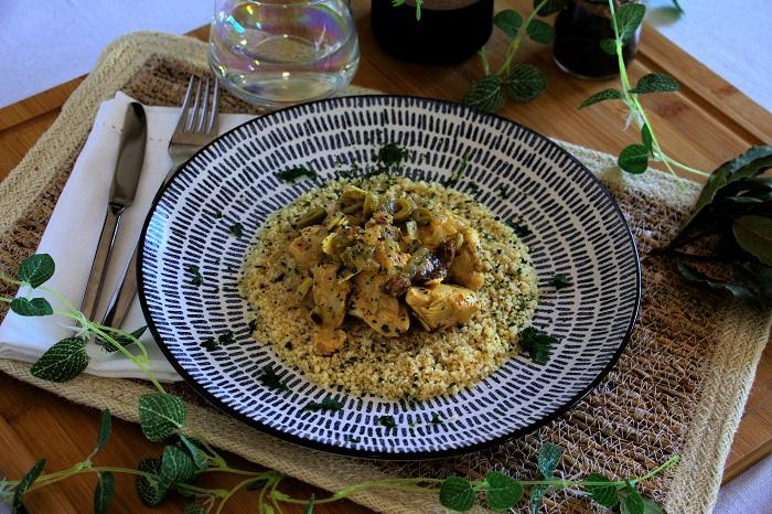 tupper de carne y arroz saludable de beobeo