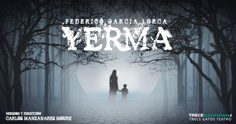 Versión de Yerma de la Compañía Trece Gatos - Un buen día en Madrid