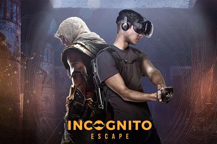 Incógnito Escape