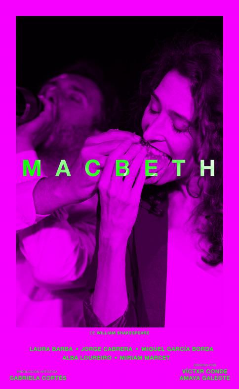 Macbeth - Un buen día en Madrid