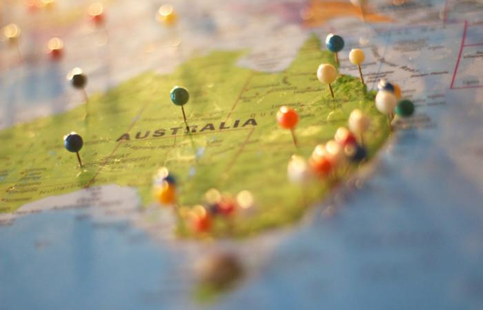 australia visado