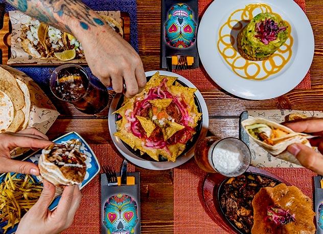 Cantina Canalla es la nueva apertura de restaurante mexicano en el barrio de Las Tablas