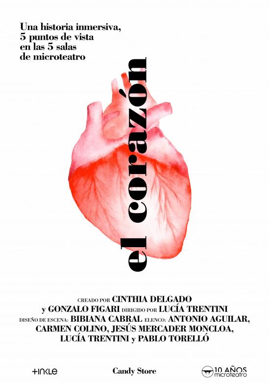 El Corazón - Un buen día en Madrid