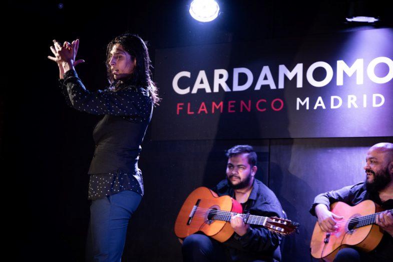 Cardamomo, Tablao Flamenco - Un buen día en Madrid