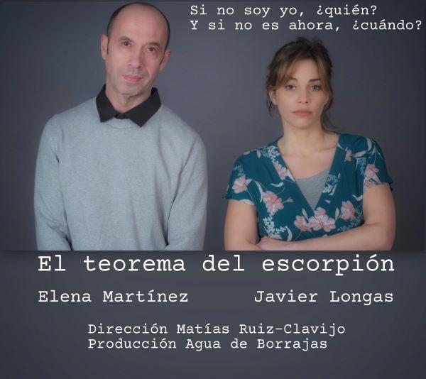 'El Teorema del escorpión' - Un buen día en Madrid