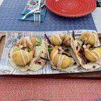 Tacos Baja California en Cantina Canalla