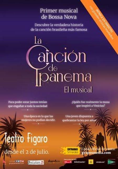 La Canción de Ipanema - Un buen día en Madrid