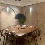 Detalle interior restaurante Pante