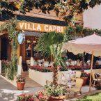 Fachada Villa Capri