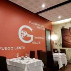 Sala restaurante Gaudium