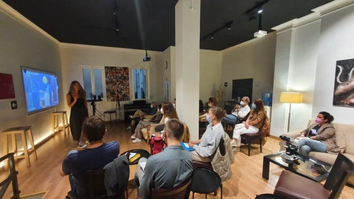 La Academia: Arte y Ciencia - Un buen día en Madrid