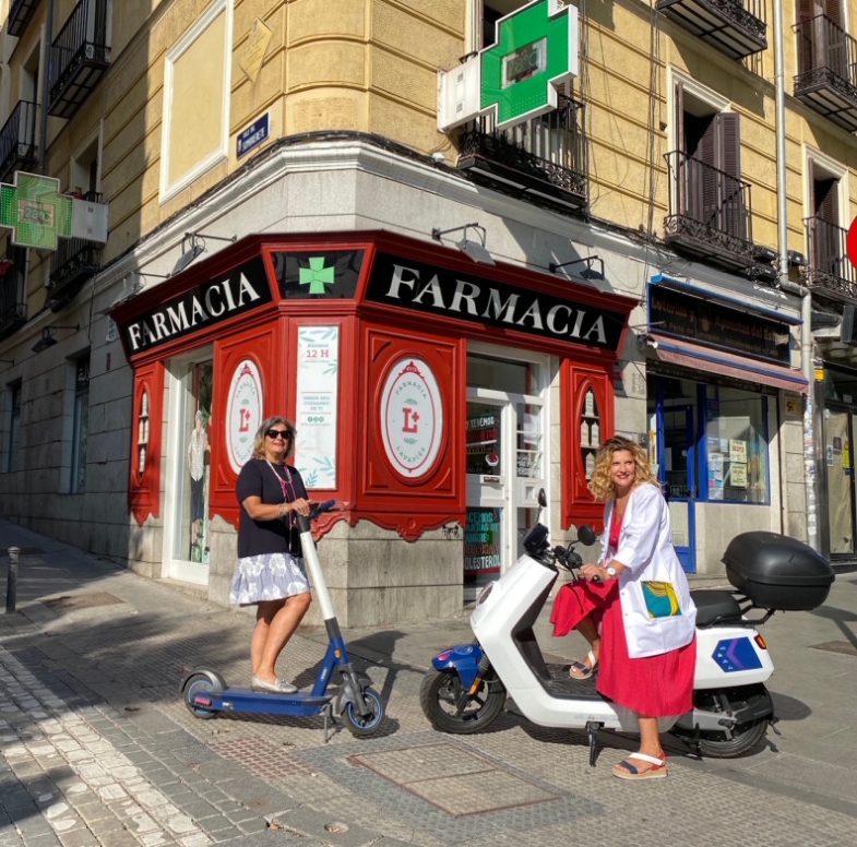 Go to Lavapiés - Un buen día en Madrid