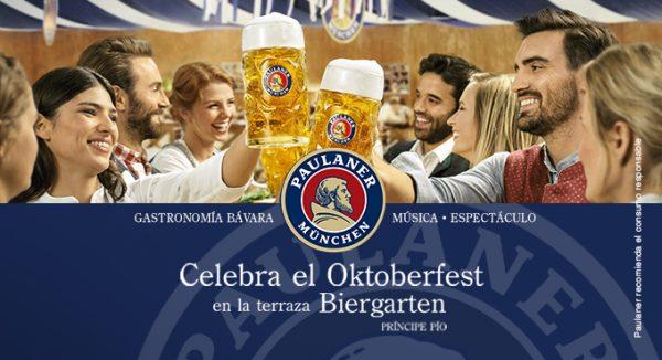 VII edición de la Paulaner Oktoberfest. - Un buen día en Madrid