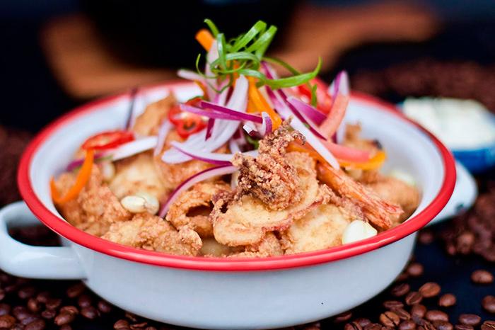 cocina peruana Jhosef Arias