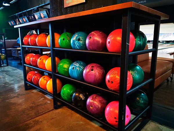 bowling madrid