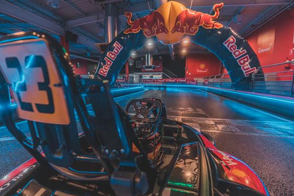 karting para niños y adultos