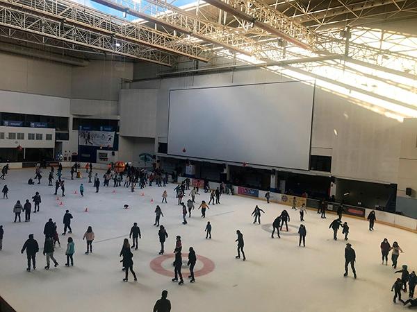 patinaje para familias