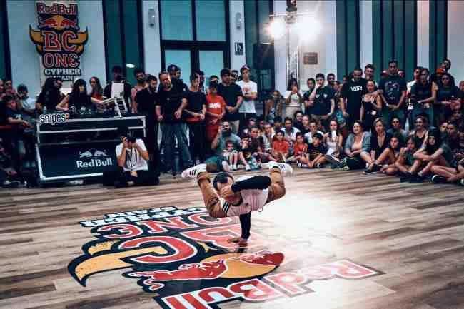 La final del Red Bull BC One en X Madrid llegar al X Madrid el 11 de septiembre