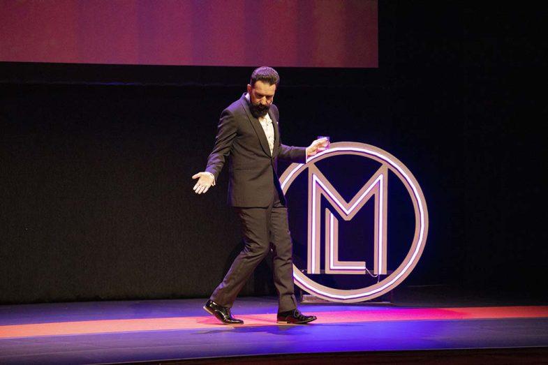 Miguel Lago monologuista